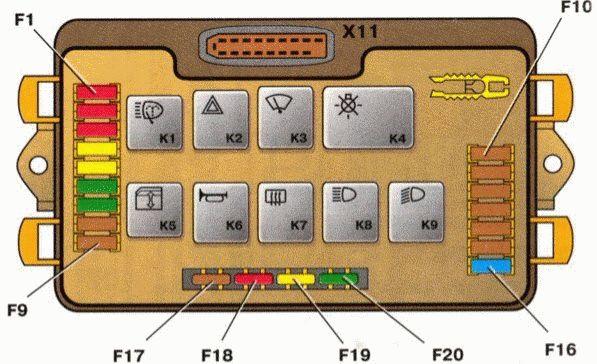 K4-реле контроля