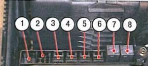 Реле поворотников лансер 9