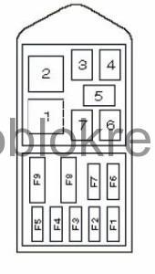 AlfaRomeo166-blok-kapot-4