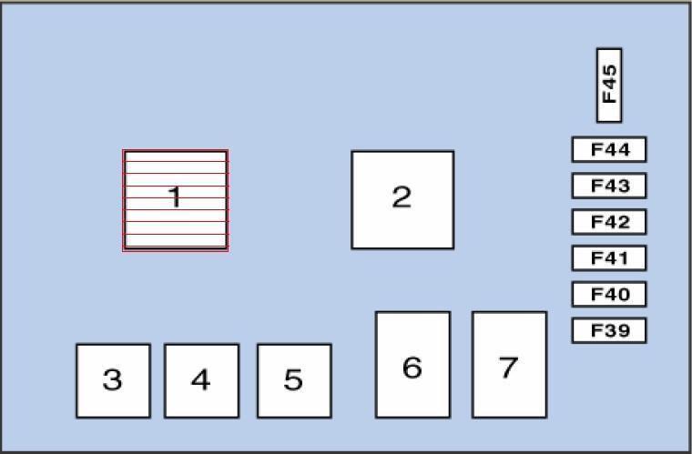 1. Реле электродвигателя