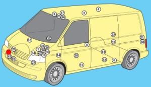 TransporterT5-blok-kapot