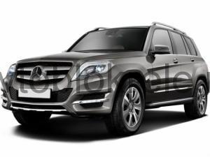 Mercedes-GLK-blok