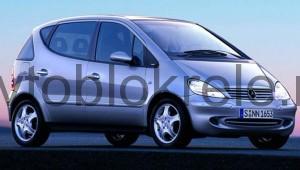 Mercedes-W168-blok