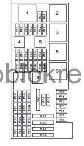 MercedesML164-blok-bagazh