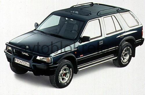 Opel-fronteraA-blok