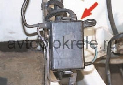 Газ 3302 схема предохранителей фото 410