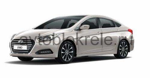 Hyundai i40-blok
